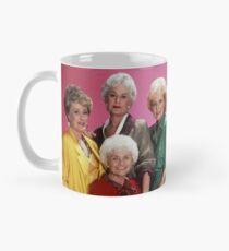 Golden Girls Girls Girls Classic Mug