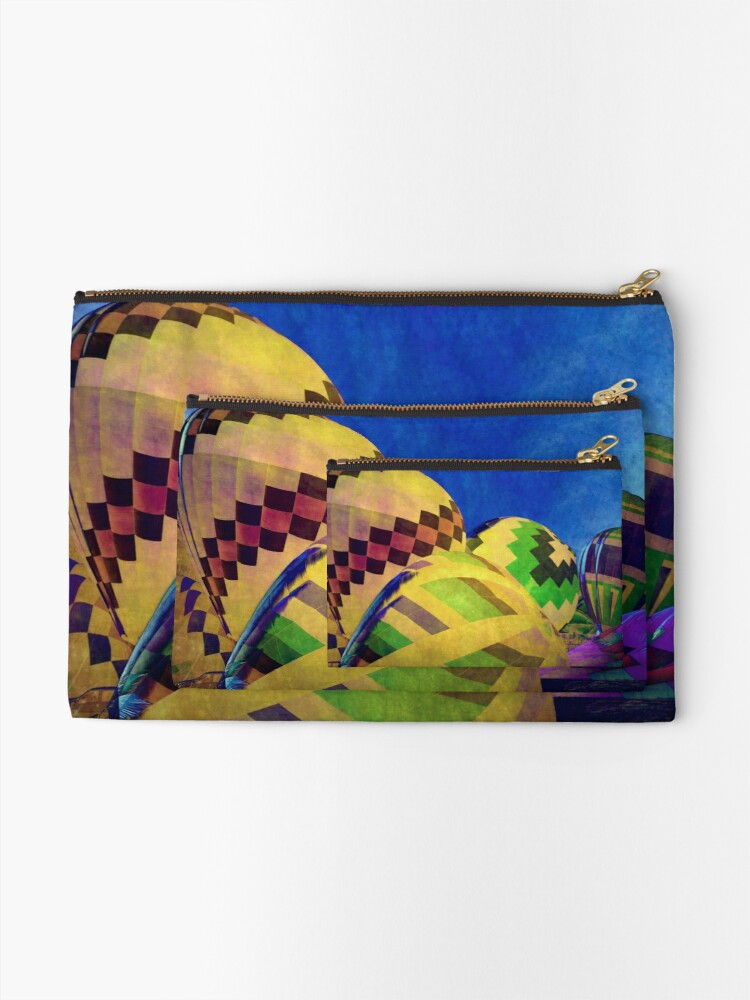Alternate view of Color My World Zipper Pouch