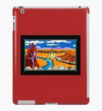 Buffalo Hunt iPad Case/Skin