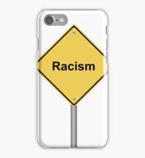 Racism iPhone Case/Skin