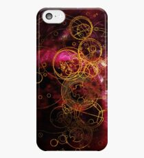 Time Lord Writing (red) iPhone 5c Case