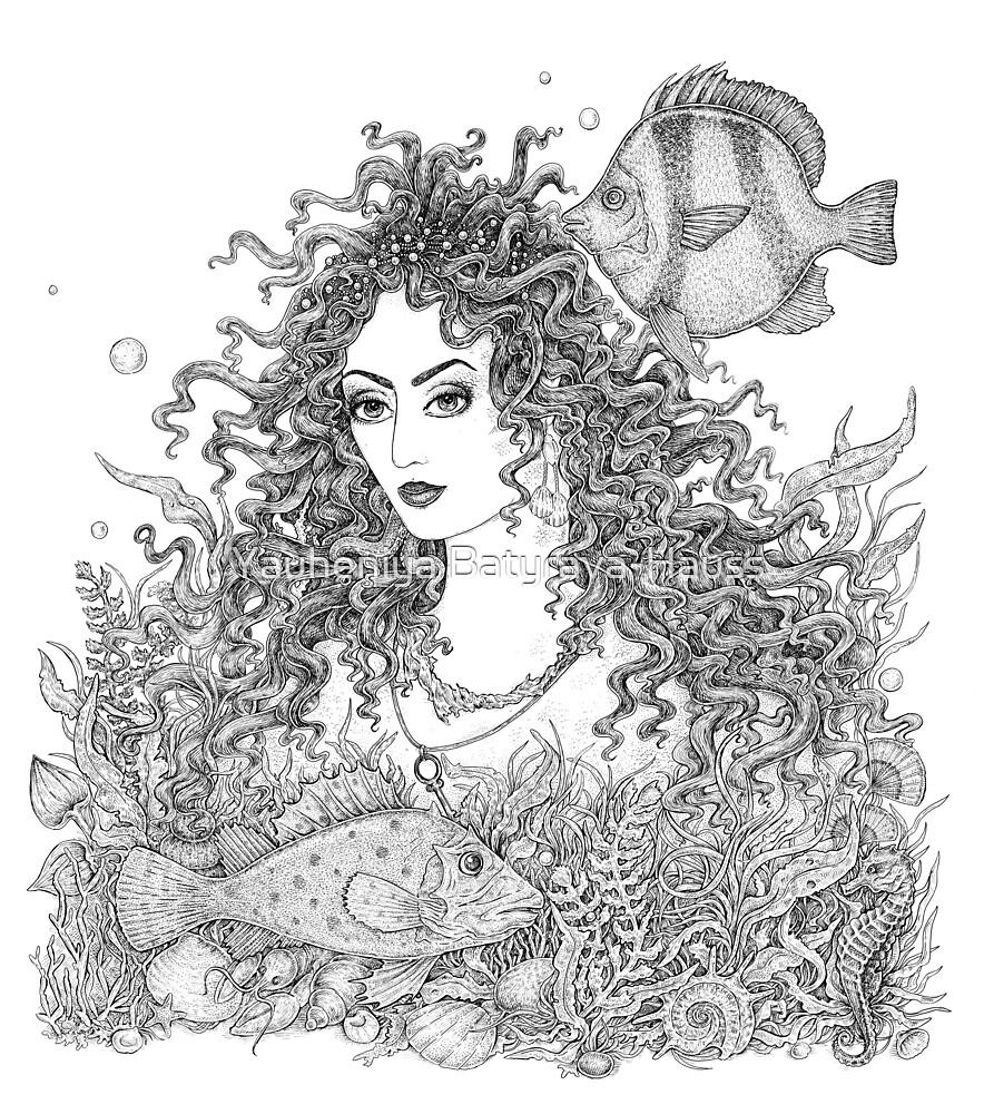 Marine Beauty by eugeniahauss