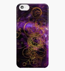Time Lord Writing (purple) iPhone 5c Case