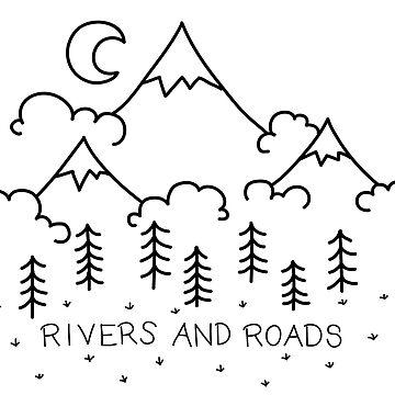 Ríos y caminos de smalltownnc