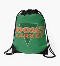 Doose's Market Drawstring Bag