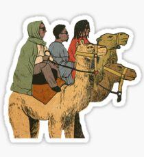 Wise Migos Sticker