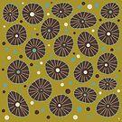 abstract circles von joannazoelzer