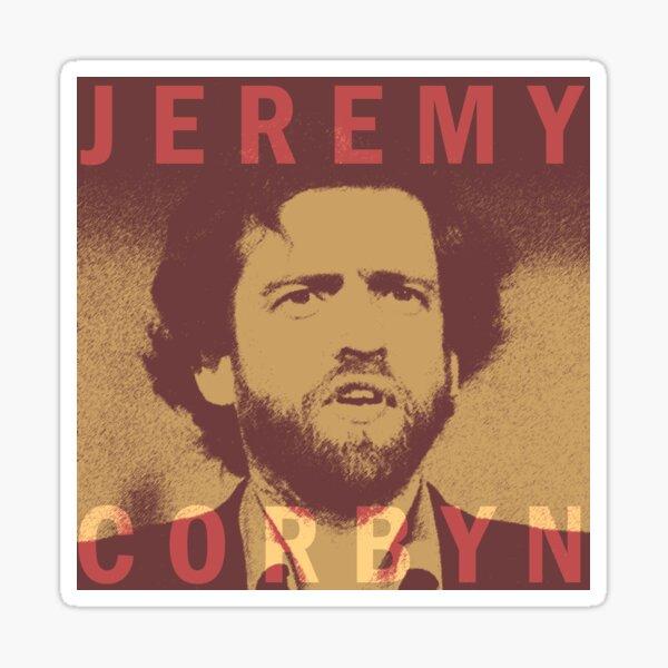 Jeremy Corbyn  Sticker