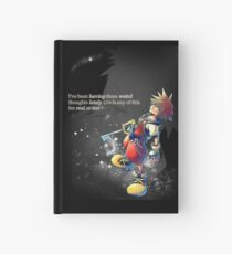 Sora - Kingdom Hearts - Intro Hardcover Journal