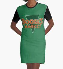 Doose's Market Graphic T-Shirt Dress