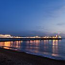 Brighton Pier by Lissywitch