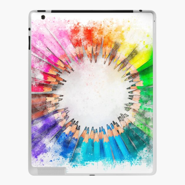 Revival your Artist in You iPad Skin