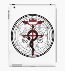 FMA Circle iPad Case/Skin