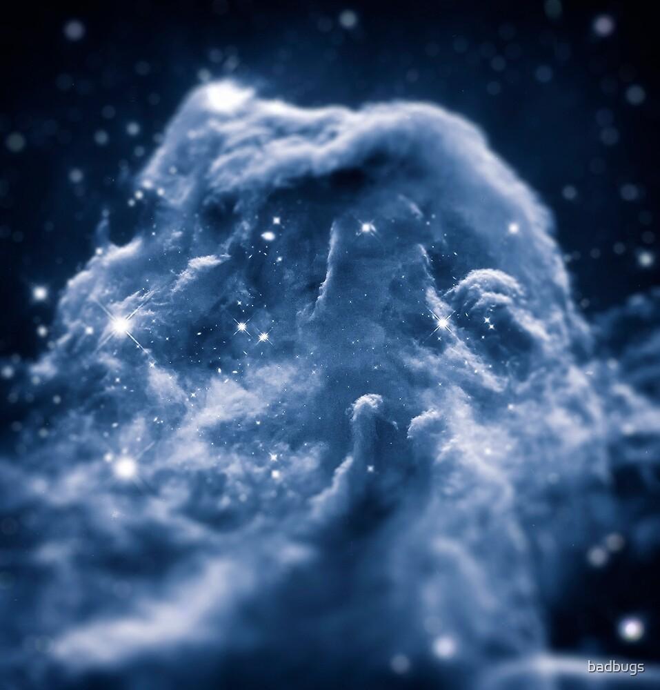Horsehead Nebula aka The Galactic Iceberg von badbugs