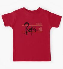 Rufus President of Shinra Campaign Logo - Final Fantasy VII Kids Clothes