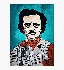 Edgar Allan Poe Dameron Photographic Print