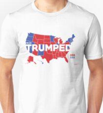 TRUMPED 2016 Unisex T-Shirt