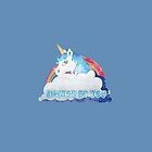 Central Intelligence - Unicorn (Faded as worn in the film) Bob Stone by phunknomenon