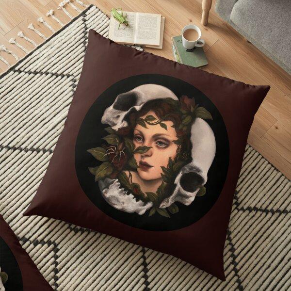 Resurgence 1 round version  Floor Pillow
