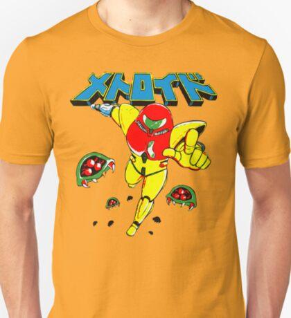 Metroid Japanese Promo T-Shirt