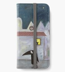 city of cats iPhone Wallet/Case/Skin