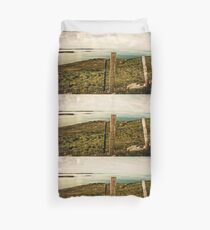Be My Guest Duvet Cover