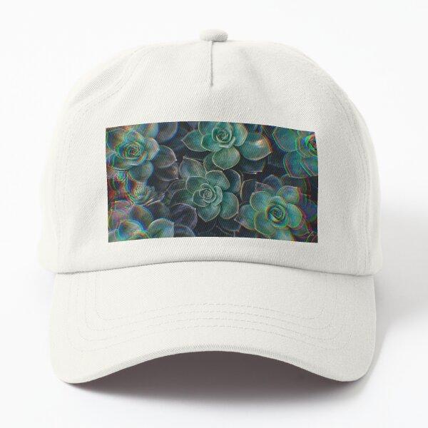 Trippyy Succulent Dad Hat