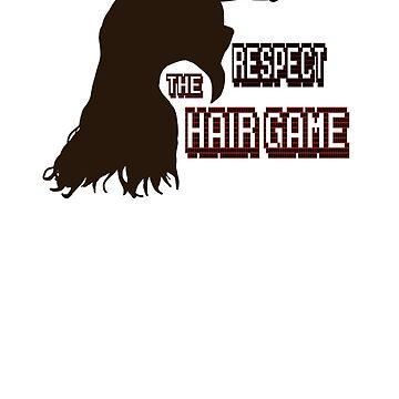 Hair Game by ftwyn