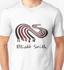 Dripping Abbildung 8 Überarbeitet Unisex T-Shirt