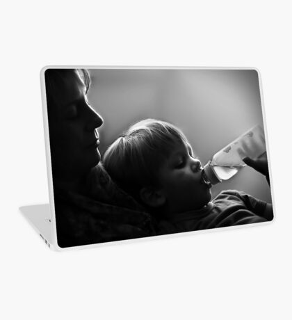The Quiet Moments Laptop Skin