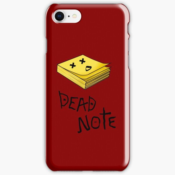 coque iphone 8 ryuzaki death note