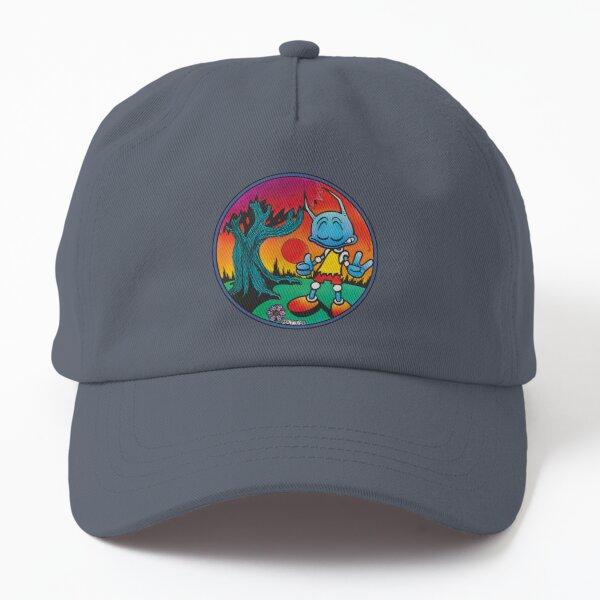 Cool alien Dad Hat