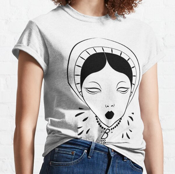 Boleyn Girl #1 Classic T-Shirt