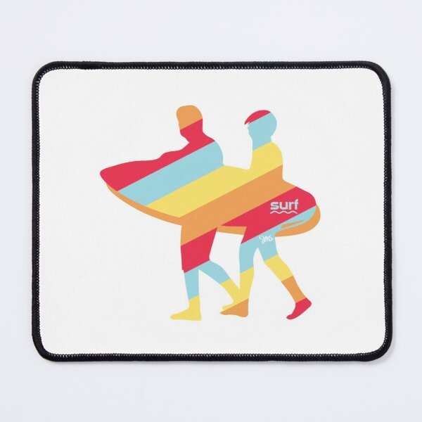 Going Surfing Mouse Pad