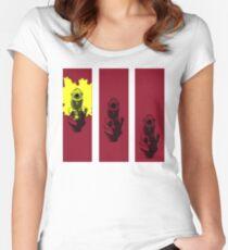 Bebop Women's Fitted Scoop T-Shirt
