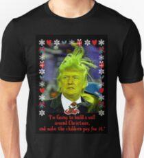 Donald Grinch Trump T-Shirt