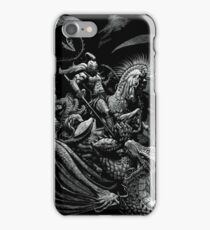 St. George and the Dragon iPhone Case/Skin