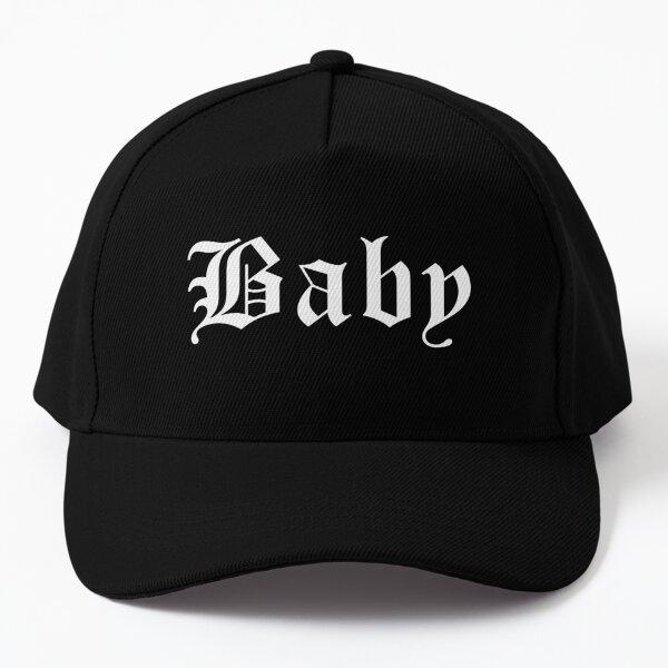 Baby - White Baseball Cap