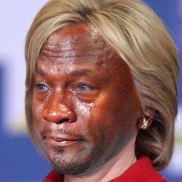 Crying Hillary - Killary by oapparelco
