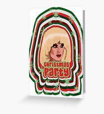 Katya Zamolodchikova - Christmas Party Greeting Card