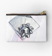 Silver Gift Studio Pouch
