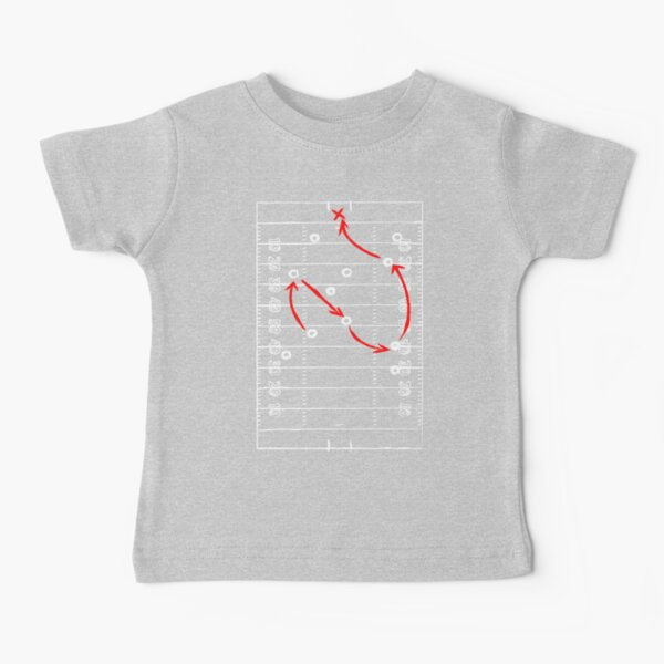 Tactics of the game Baby T-Shirt