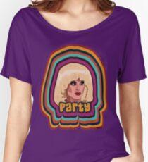 Katya Zamolodchikova - Party Women's Relaxed Fit T-Shirt