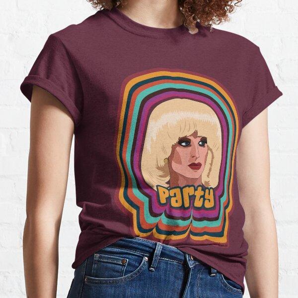 Katya Zamolodchikova - Party Classic T-Shirt