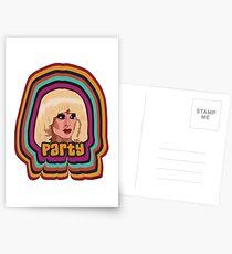 Katya Zamolodchikova - Party Postcards