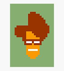 Moss' Head Sprite - The IT Crowd Photographic Print