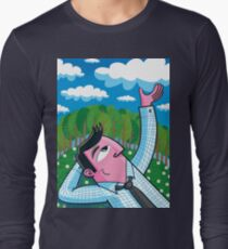 The Cloud Catcher Long Sleeve T-Shirt