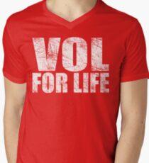 Vol for Life Men's V-Neck T-Shirt