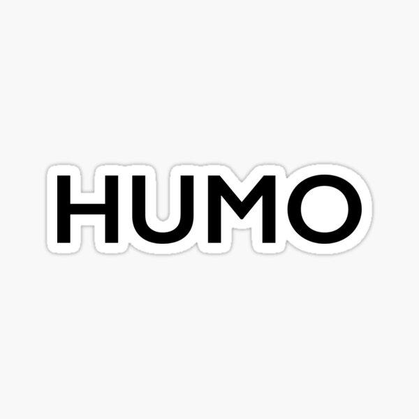 HUMO  Sticker