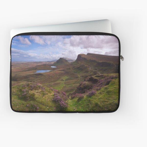 The Quiraing - Isle of Skye Laptop Sleeve